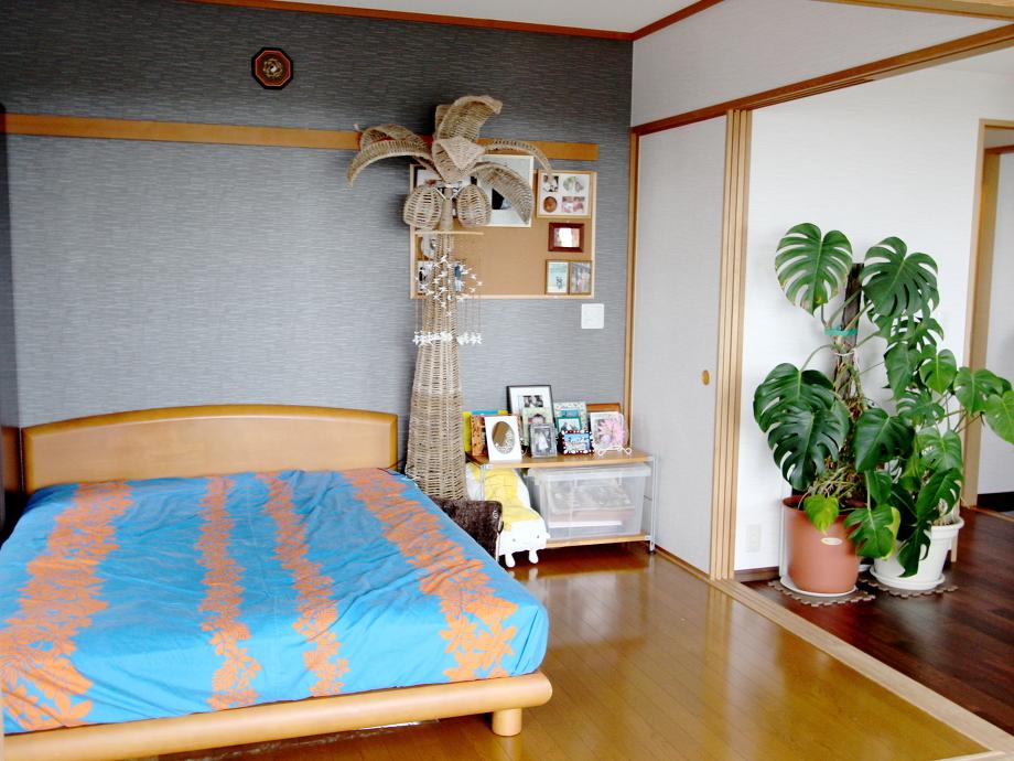 Y様邸寝室