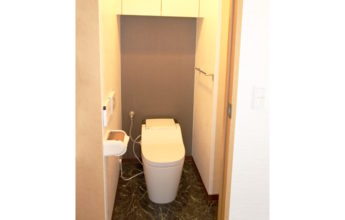 Y様邸トイレ